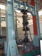 PLS-300电液伺服橡胶垫板动刚度疲劳试验机