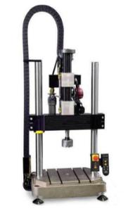 PWS-20电液伺服橡胶减震器动静刚度试验机